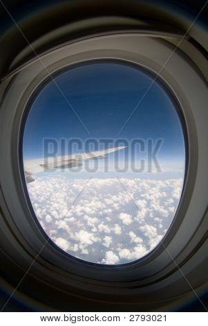 Aircraft Illuminator Window