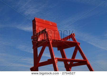 Lifeguard Chair 387