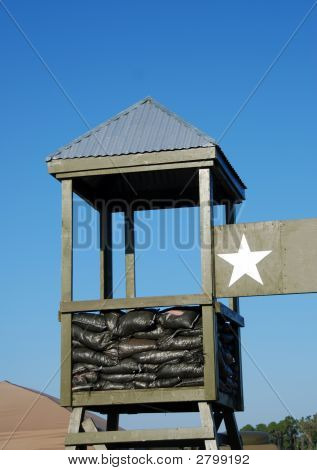 Military Camp Security