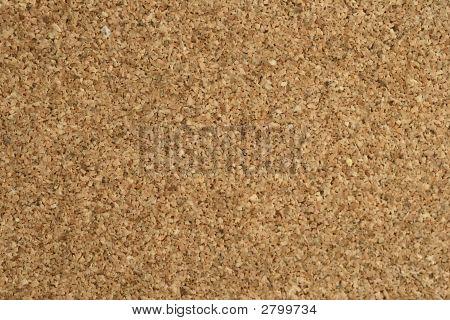 Texture Of Cork Close Up