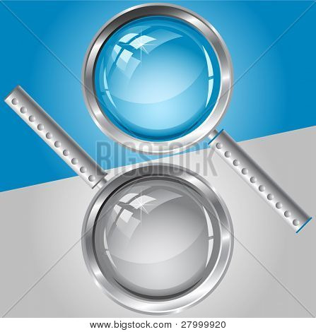 Vector loupe