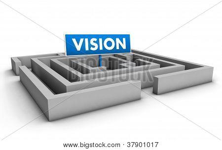 Laberinto de la visión