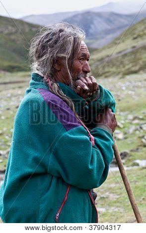 Pastor tibetano