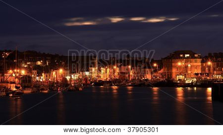 Weymouth Harbour England
