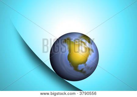 Welt-Abfahrt