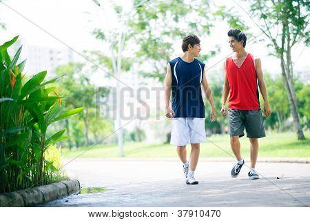 Sporty Friends