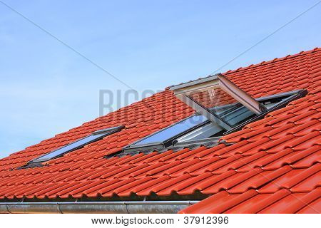 Roof windows