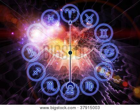 Psychedelic Zodiac