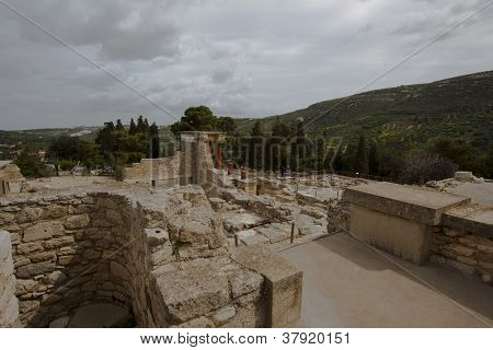 Knossos Archaeological Area