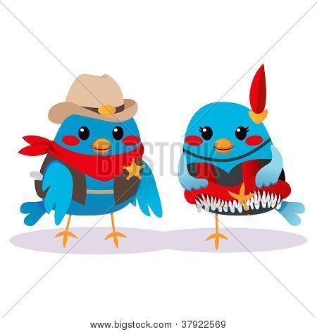 Wild West Birds