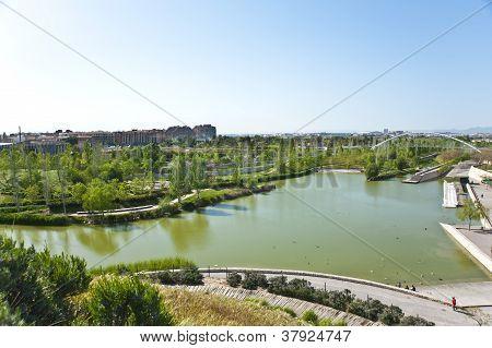 Biopark in Valencia ,Spain.