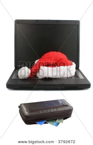 Christmas Laptop