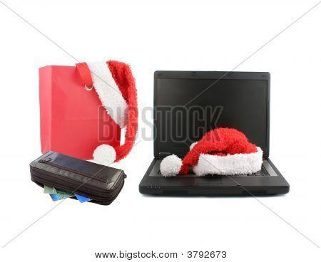Christmas Laptop