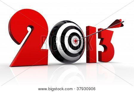 Año 2013 y objetivo Conceptual