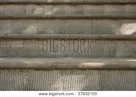 Brownstone Stoop Construction Texture