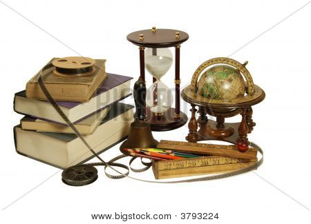 Antique School Items