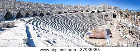 Side Amphitheatre Panorama