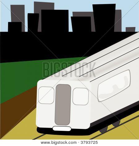 Escena del metro