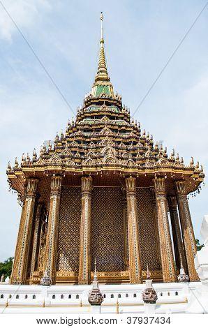 Buddha's Footprint Hall