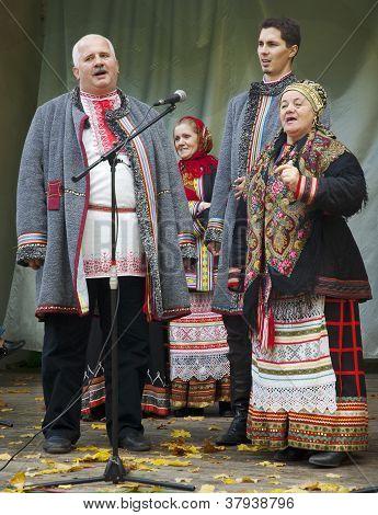 Russian Folk Ansamble Lenok