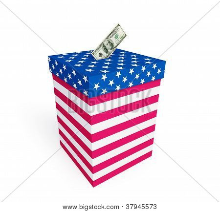 Price Of Vote In Elections In The U.s.