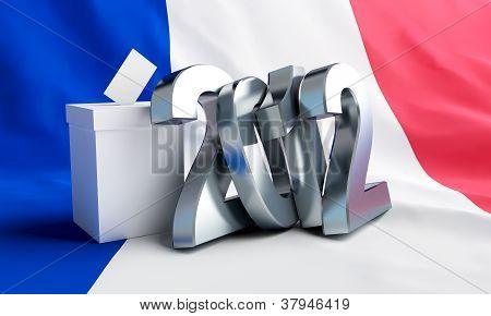 Vote 2012 France
