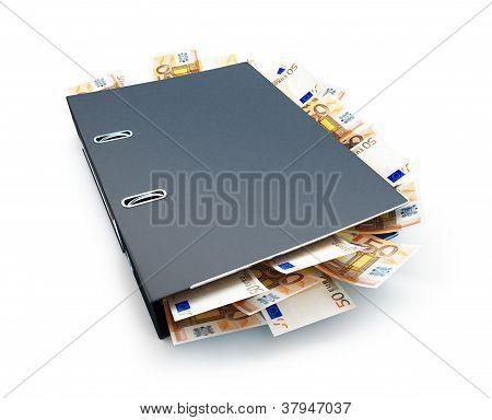 Folder Euro