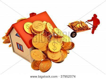compra de la casa