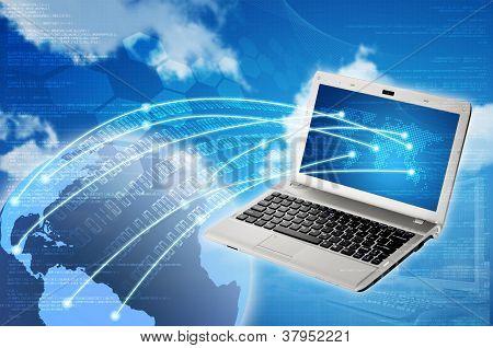 Laptop Connection