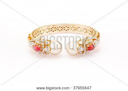 Diamant-Armband
