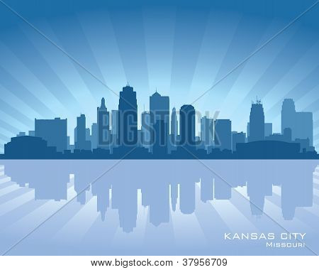 Kansas City (Missouri) Skyline