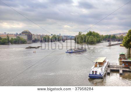 Prague, City Landscape
