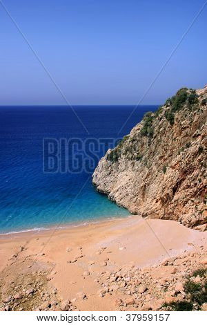 Praia de Kaputas