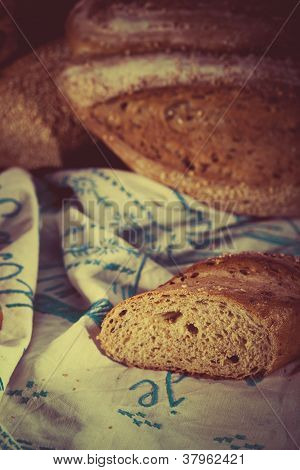 Retro Bread Set