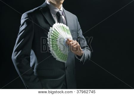 Rich Businessman