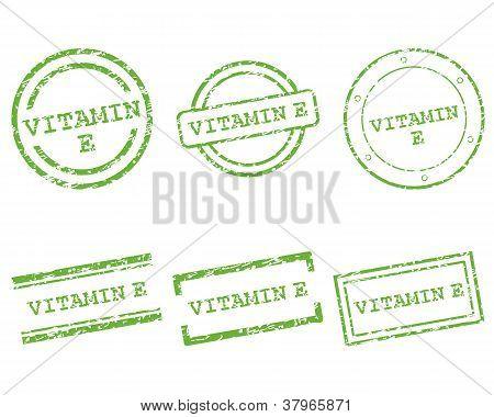 Vitamin E Stamps