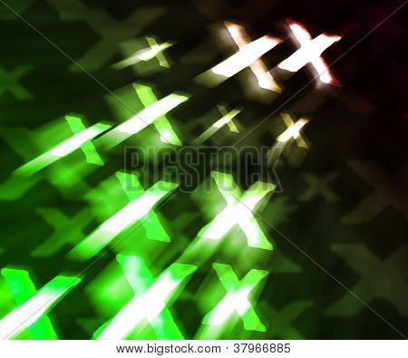 Green XXX AbstractBackground