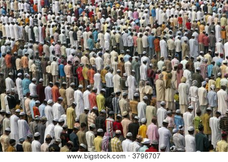 Prayers To Mark The End Of Ramadan