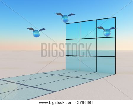 Window Of Opportunity In Flight