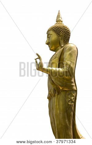 Buddha in Wat Ched Yod,