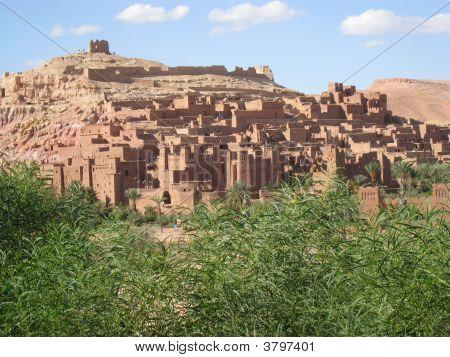 Morocco\'S  Kasbahs
