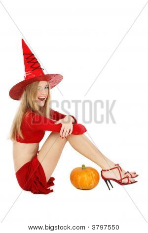 Winking Witch