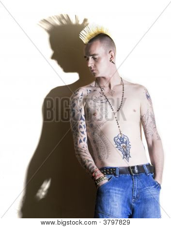 Punk With Tattoos