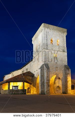 Church Of Erandio, Bizkaia, Basque Country, Spain