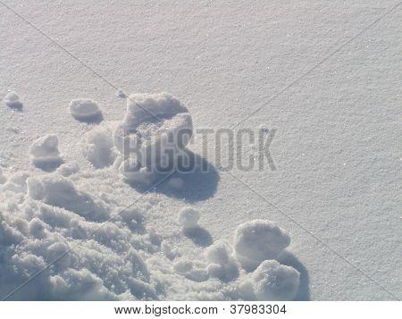 Broken Snow