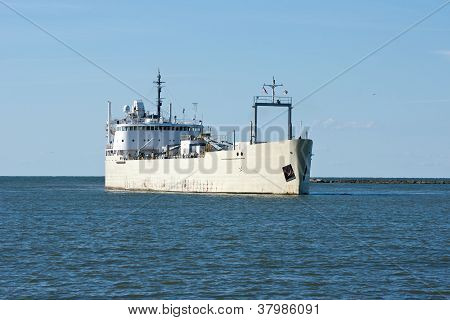 Cement Carrier Ship