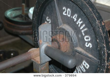 Barbell  20kg Plate