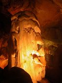 stock photo of oddities  - stalagmite - JPG