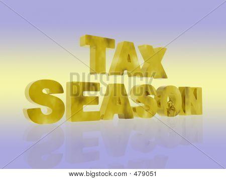 Golden Tax Season.