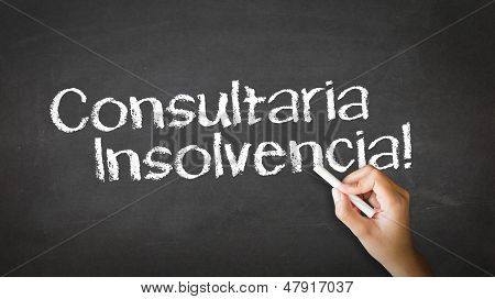 Bankruptcy Consulting (in Spanish)